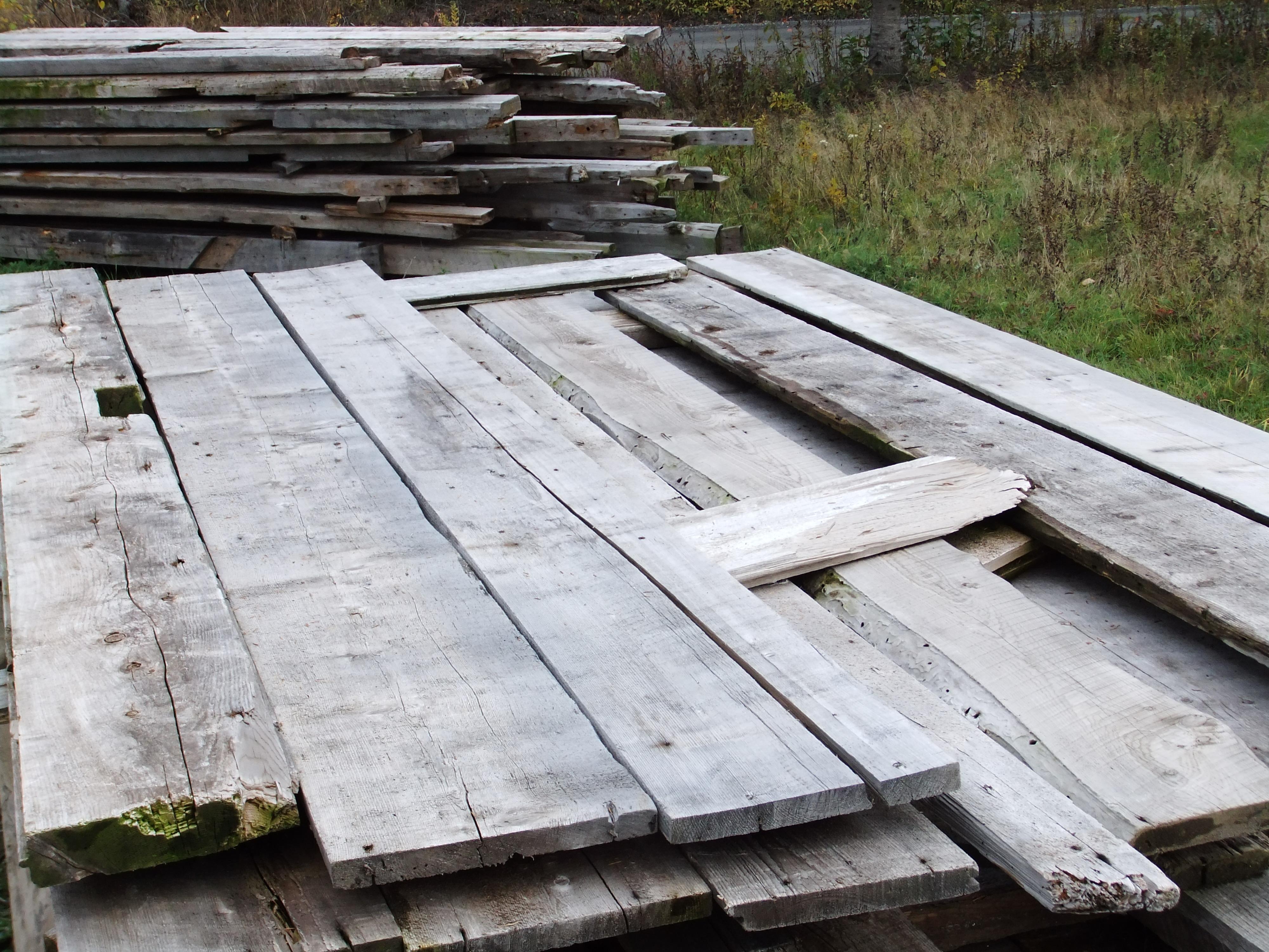 Mat Riauth Ques Com Janvier 2011 # Plancher De Grange Ancien